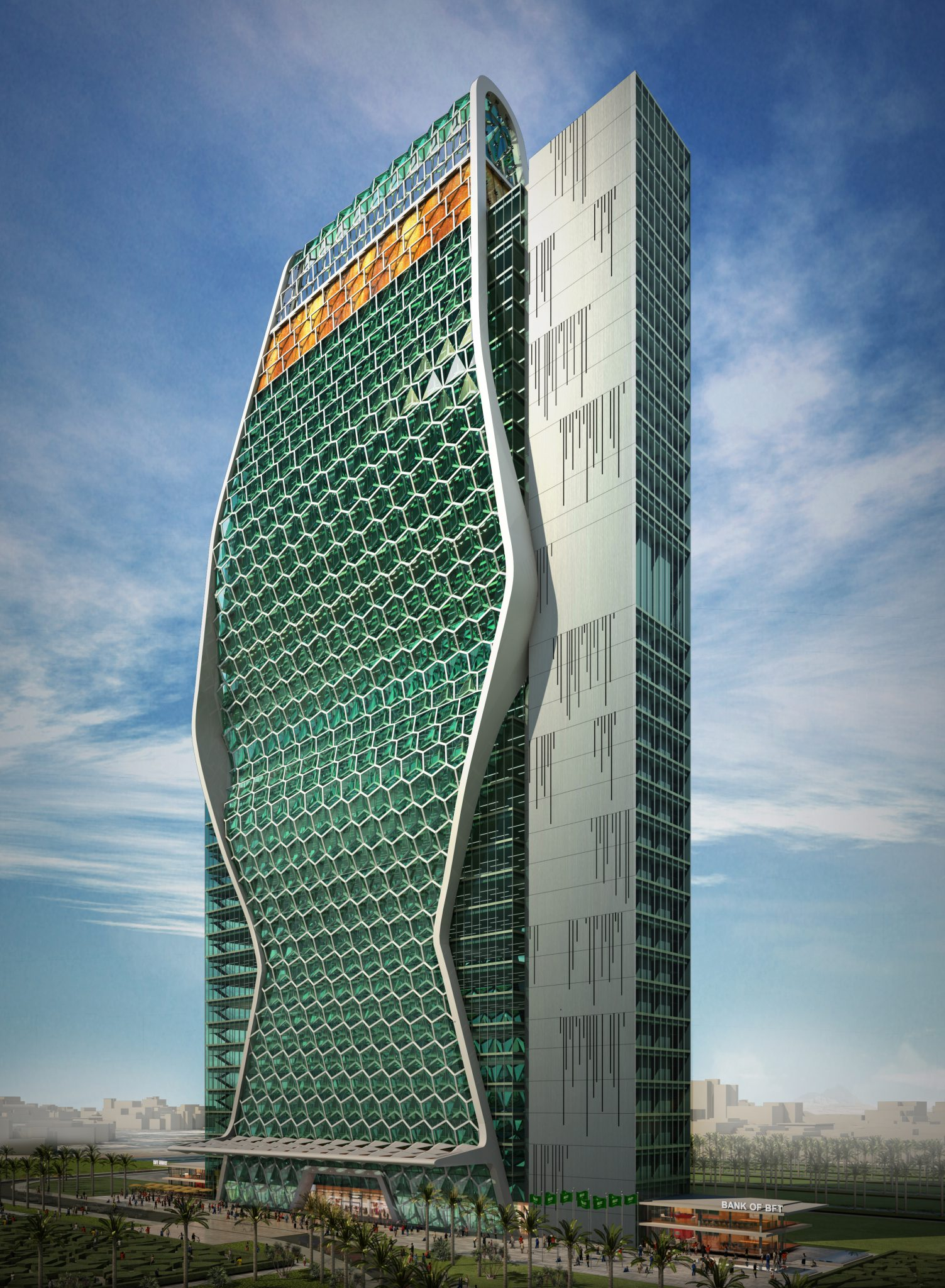 Gharishe – Highrise Office
