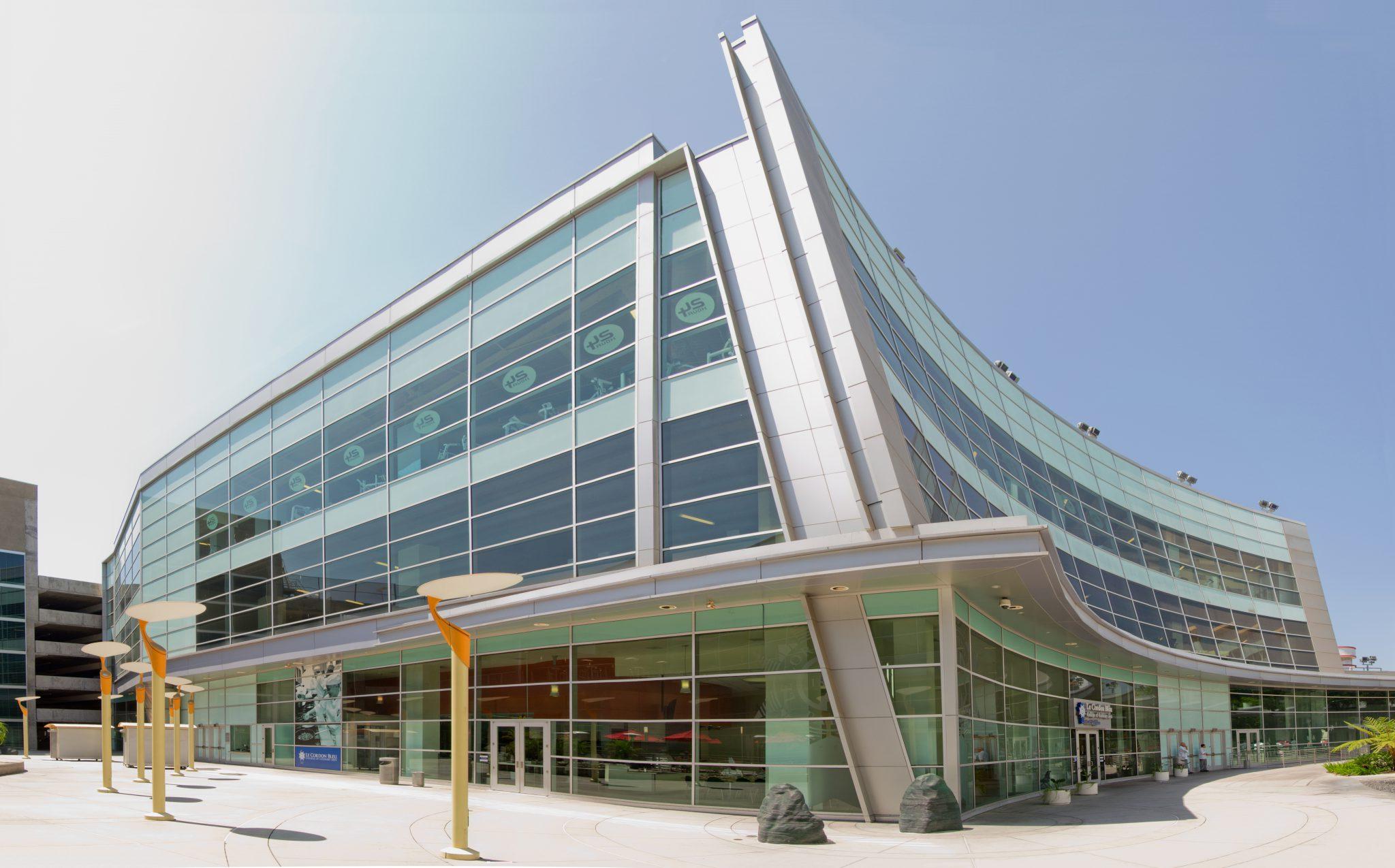Cinerama Dome Entertainment Center