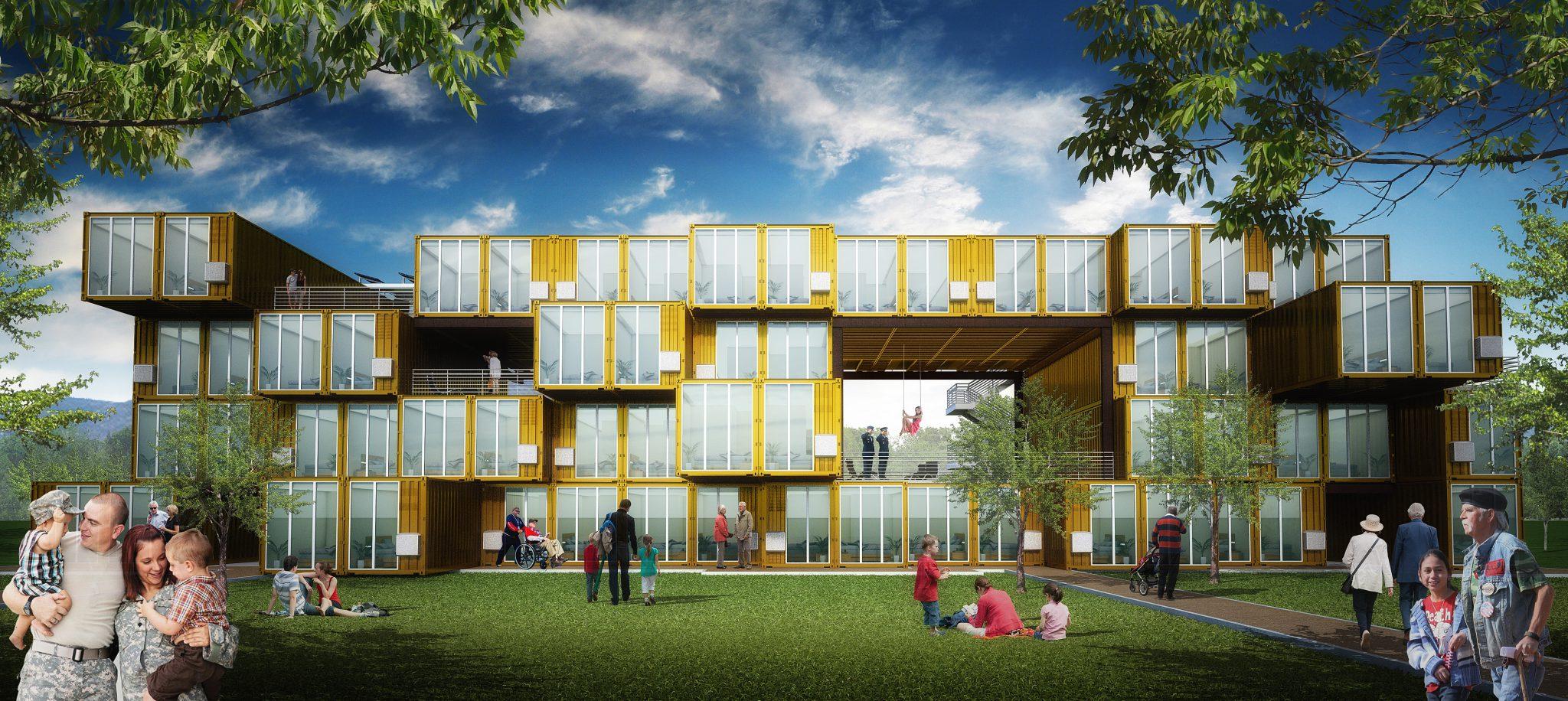LiCCo PREFAB Housing
