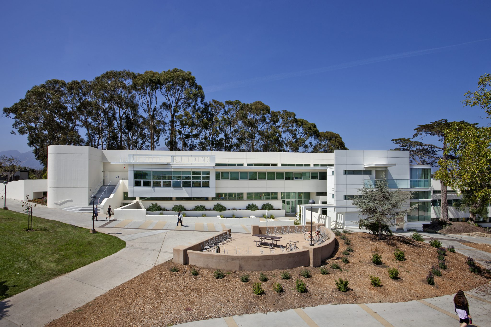 Santa Barbara City College Humanities Building Modernization