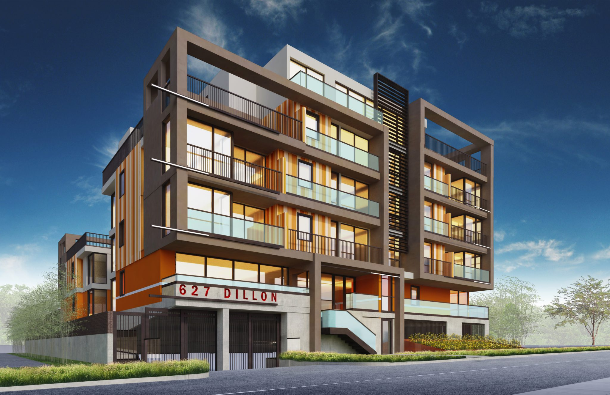 627 Dillon Apartments