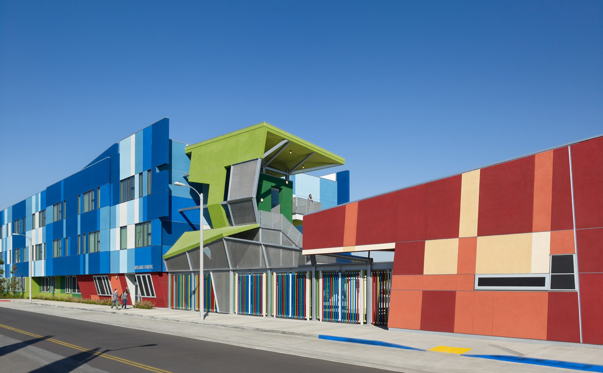 LAUSD South Region Elementary School