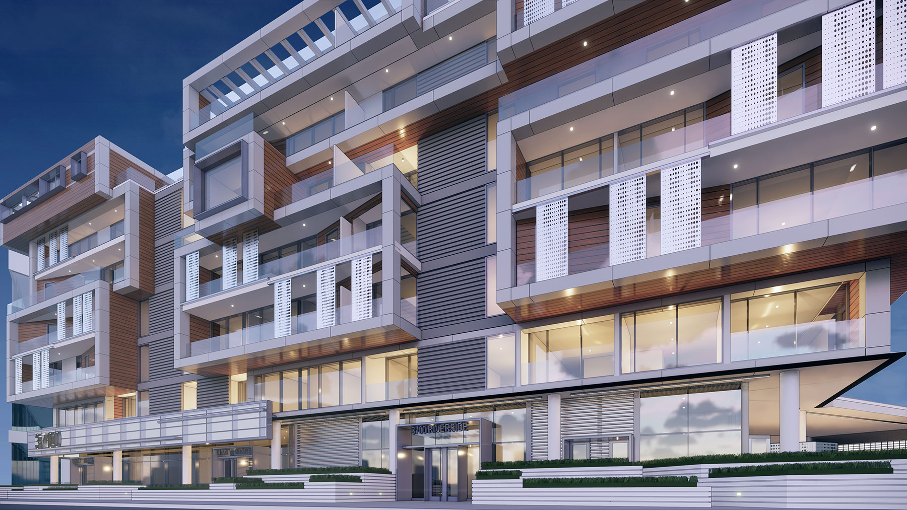 3700 Riverside Mixed Use Project